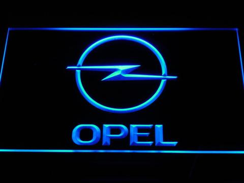 Opel Logo LED Neon Sign
