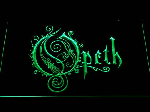 Opeth LED Neon Sign
