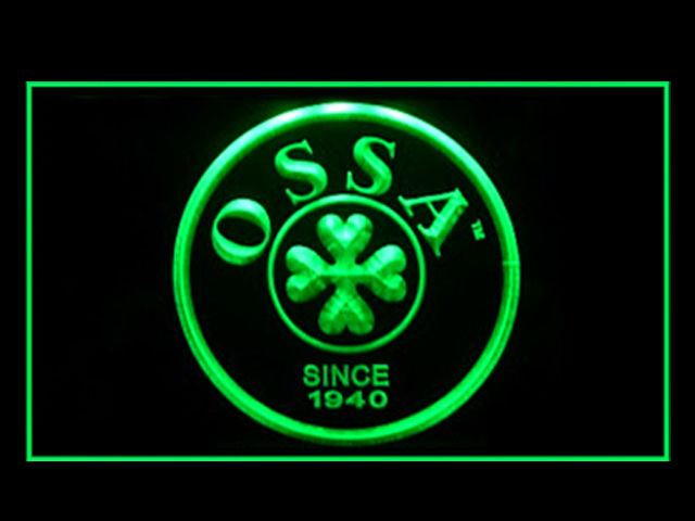 Ossa Motorcycles LED Light Sign