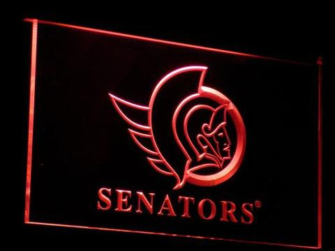 Ottawa Senators LED Neon Sign
