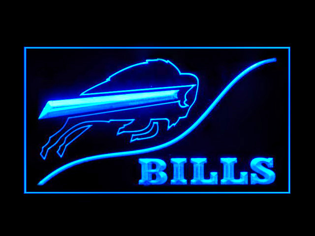 Buffalo Bills Cool Shop Neon Light Sign
