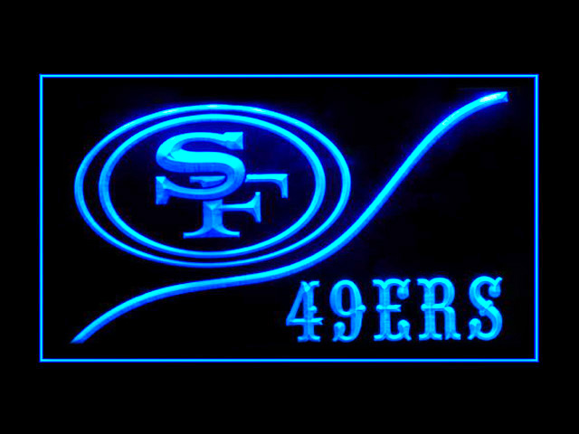 San Francisco 49ers Cool Shop Neon Light Sign