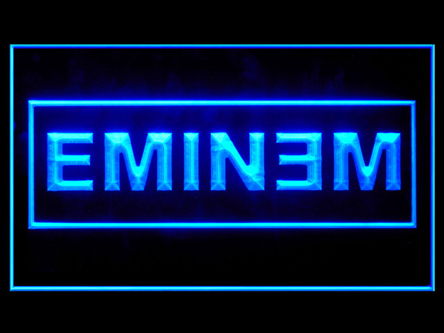 Eminem Display Led Light Sign