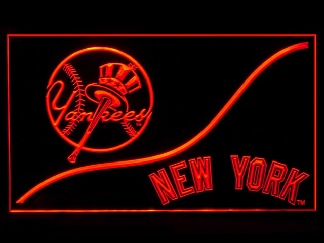 New York Yankees Cool Display Shop Neon Light Sign