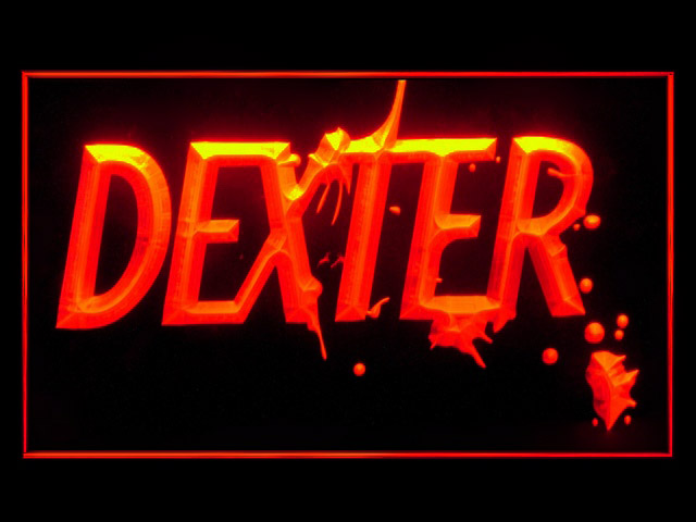 Dexter Morgan Neon Light Sign