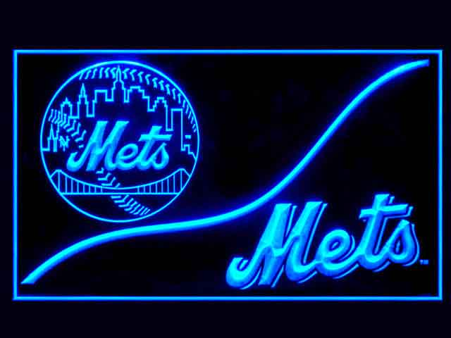 a2798a9a New York Mets Cool Display Shop Neon Light Sign [New York Mets Cool ...