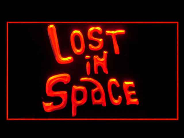 Lost in Space Neon Light Sign