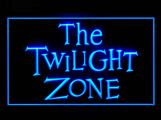 The Twilight Zone Bar Display Neon Light Sign