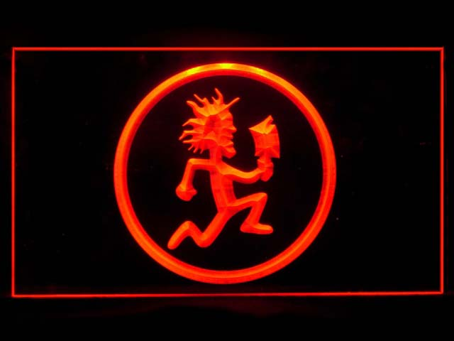 Insane Clown Posse ICP Display Led Light Sign