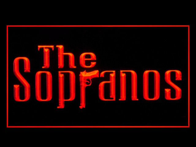 The Sopranos Classic Neon Light Sign