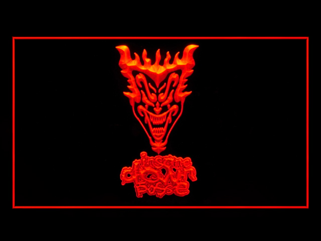 ICP Insane Clown Posse Display Led Light Sign