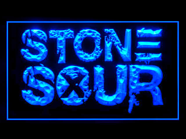 Stone Sour Display Led Light Sign