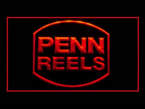 PENN Reels LED Neon Sign