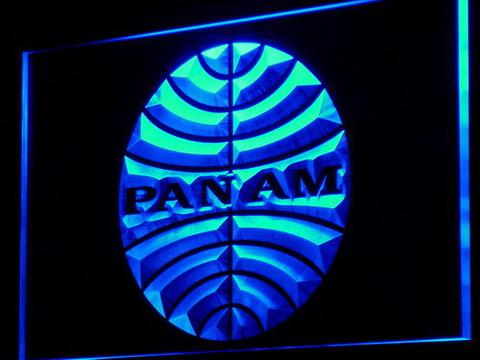 Pan American Airways LED Neon Sign