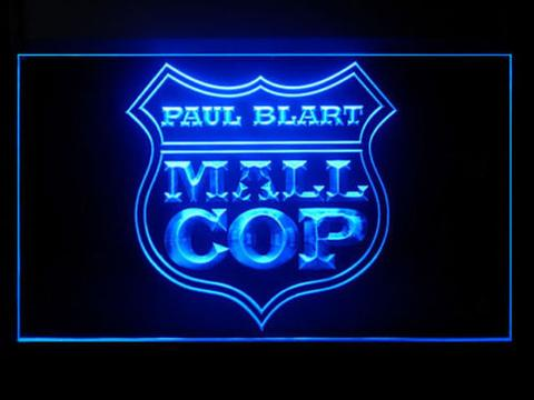 Paul Blart Mall Cop LED Neon Sign