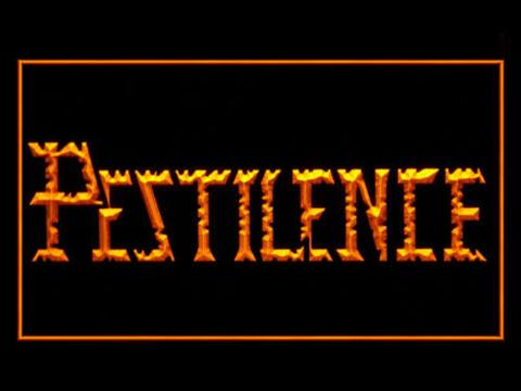 Pestilence LED Neon Sign