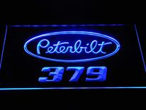 Peterbilt 379 LED Neon Sign