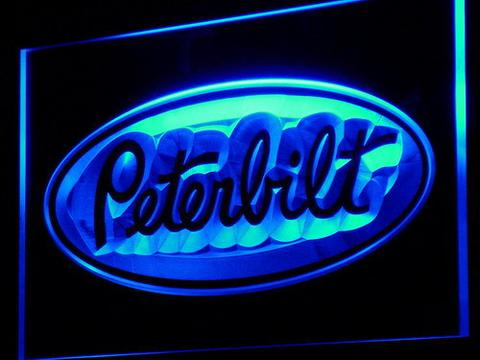 Peterbilt LED Neon Sign