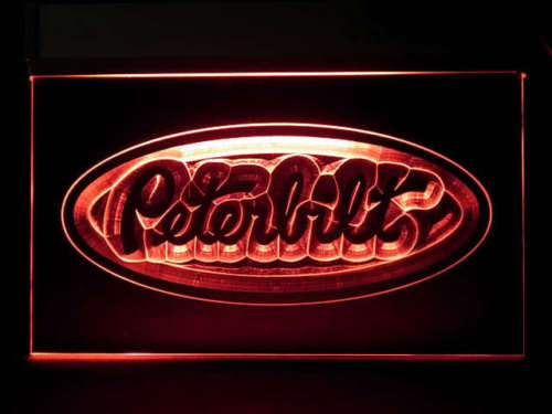 Peterbilt Truck Repair LED Sign
