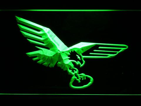 Philadelphia Eagles 1969-1972 LED Neon Sign
