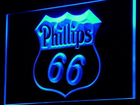 Phillips 66 Gasoline LED Neon Sign