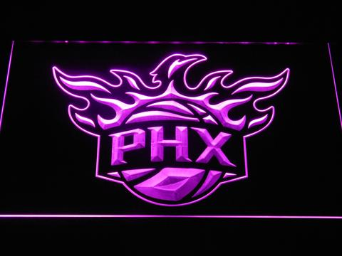 Phoenix Suns PHX LED Neon Sign