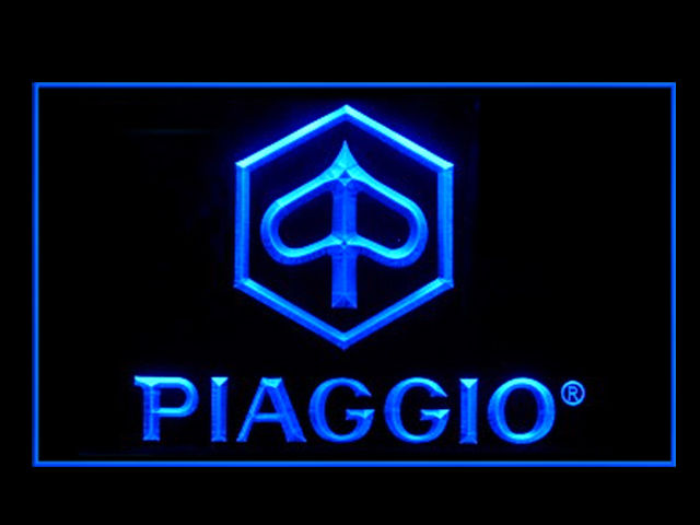 Piaggio Motorcycles LED Sign