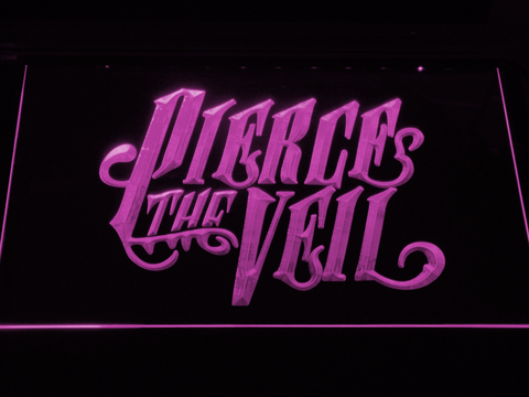 Pierce the Veil LED Neon Sign