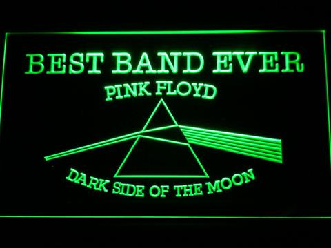 Pink Floyd Dark Side Best Band Ever LED Neon Sign