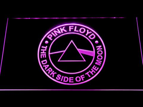 Pink Floyd Dark Side of the Moon Seal LED Neon Sign