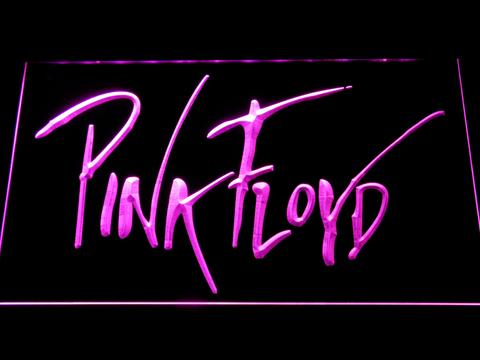 Pink Floyd Wordmark LED Neon Sign
