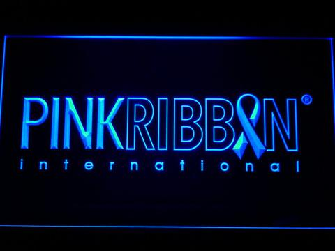 Pink Ribbon International LED Neon Sign