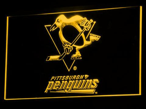 Pittsburgh Penguins LED Neon Sign