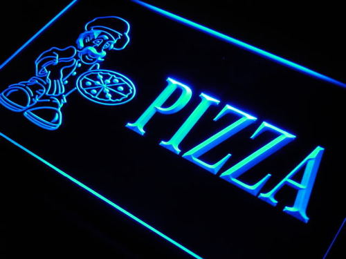 Pizza Shop Neon Light Sign