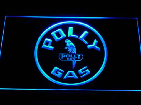 Polly Gas LED Neon Sign