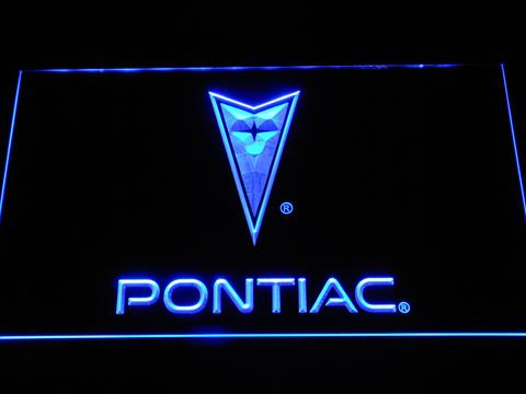 Pontiac LED Neon Sign
