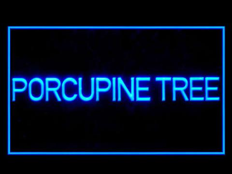 Porcupine Tree LED Neon Sign