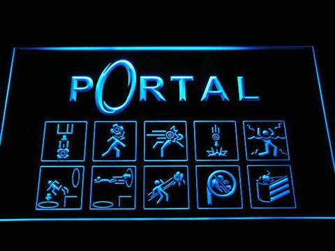 Portal LED Neon Sign