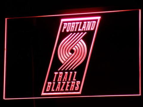 Portland Trail Blazers LED Neon Sign