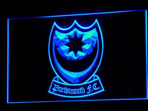 Portsmouth Football Club LED Neon Sign