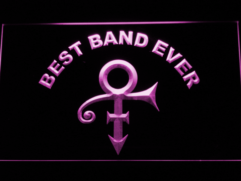 Prince Best Band Ever LED Neon Sign