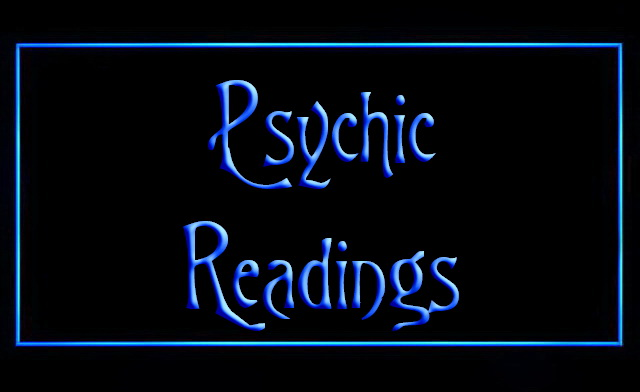 Psychic Readings LED Neon Sign