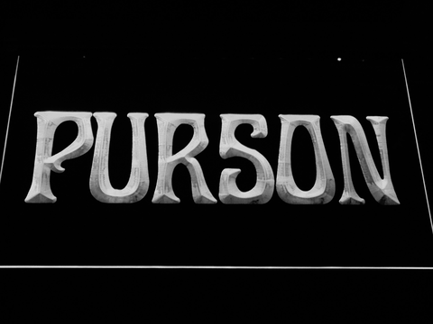 Purson LED Neon Sign