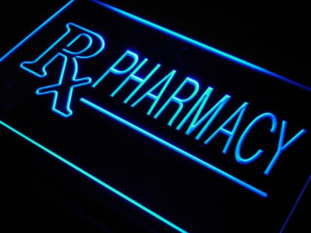Pharmacy Amp Clinic Shacksign Com Custom Led Neon Light