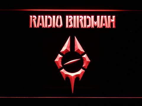 Radio Birdman 2 LED Neon Sign