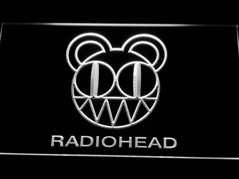 Radiohead LED Neon Sign - Click Image to Close