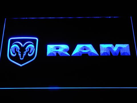 Ram LED Neon Sign