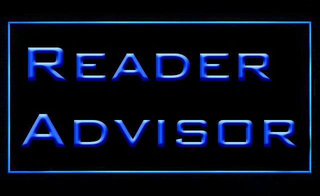 Reader Advisor LED Neon Sign