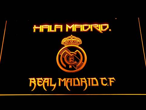 Real Madrid CF LED Neon Sign