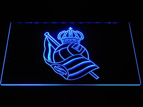 Real Sociedad LED Neon Sign